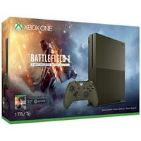 Microsoft Xbox One S 1TB – Battlefield 1 Special Edition