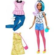 Barbie Blue Violet Fashionista Gift Set by MATTEL INC.