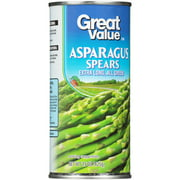 Great Value Asparagus Spears, 15 oz
