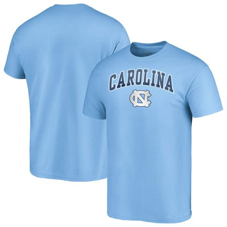 North Carolina Tar Heels Fanatics Branded Campus T-Shirt - Carolina Blue