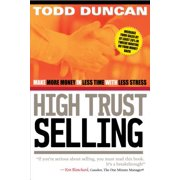 High Trust Selling - eBook