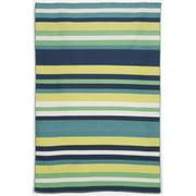 Liora Manne Sorrento Hand-Woven Green Indoor/Outdoor Area Rug