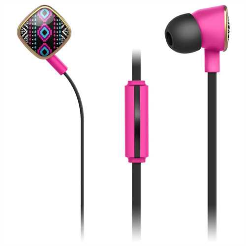 Merkury Innovations Macbeth Earbuds with Mic - Willow