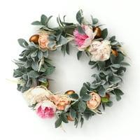 Belham Living Spring Wreath