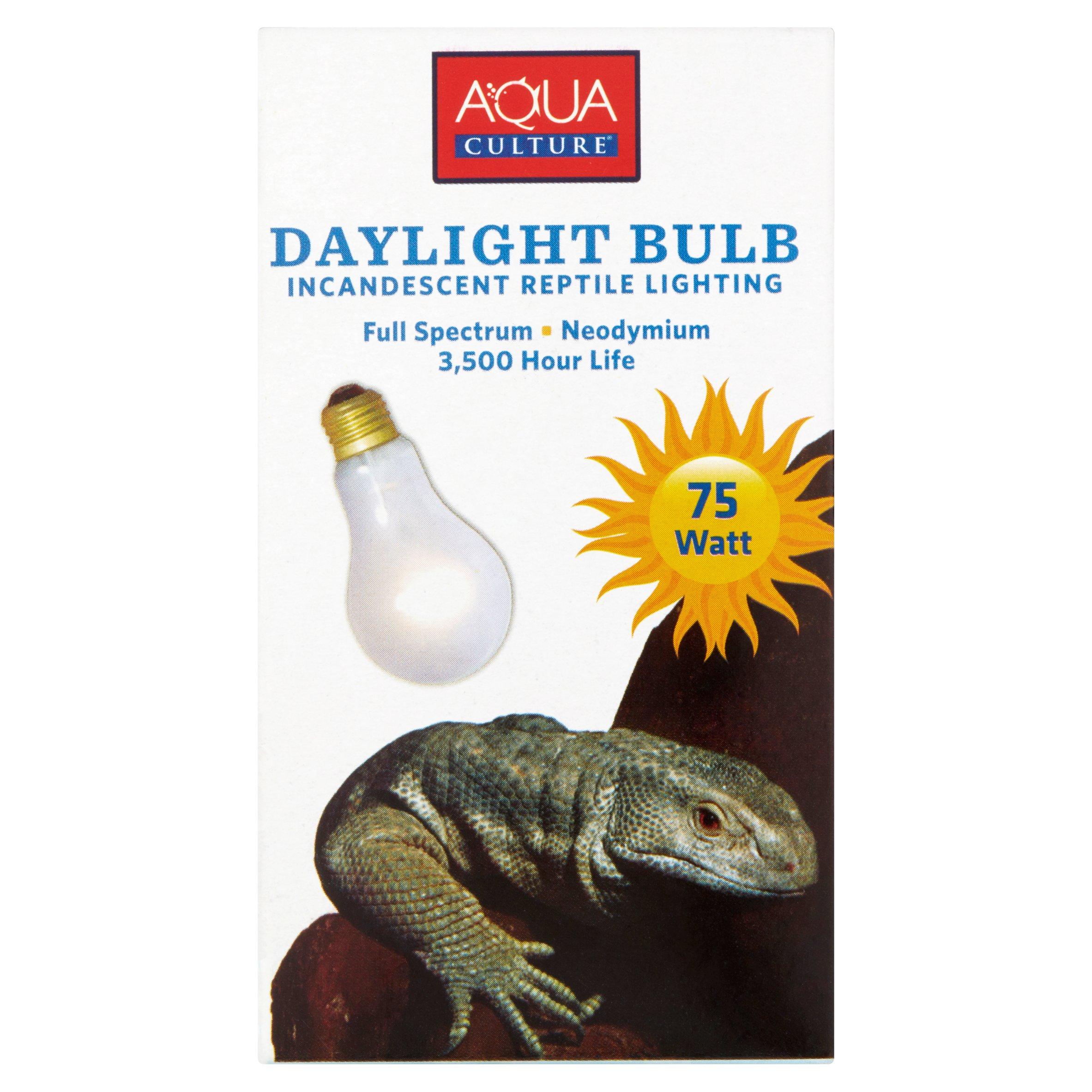 Aqua Culture 75Watt Daylight Bulb
