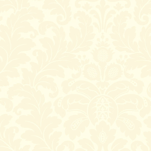 York Wallcoverings Candice Olson Shimmering Details 33' x 20.5'' Damask Wallpaper