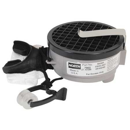 NORTH BY HONEYWELL 7902 Emergency Escape Mouth Bit Respirator