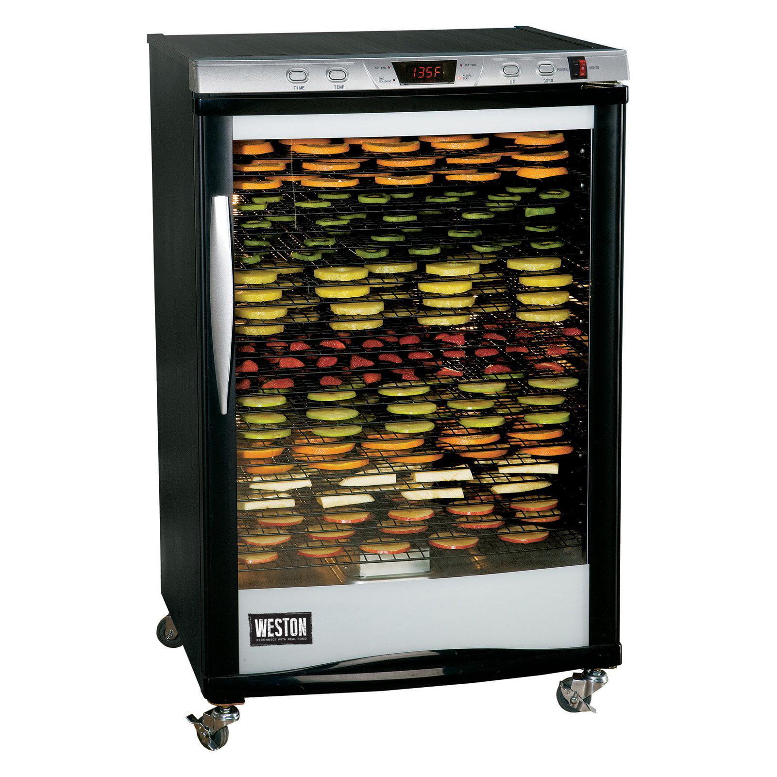 Weston Pro-2400 Digital Dehydrator - 160L - 24 Tray