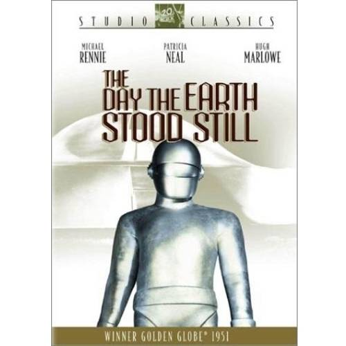 The Day The Earth Stood Still (1951) (Full Frame)