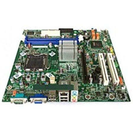 Refurbished Lenovo 71Y6942 Motherboard for ThinkCentre Desktops - 16 GB DDR3 DIMM - Intel G41 - LGA 755 Socket - SATA - ATX ()
