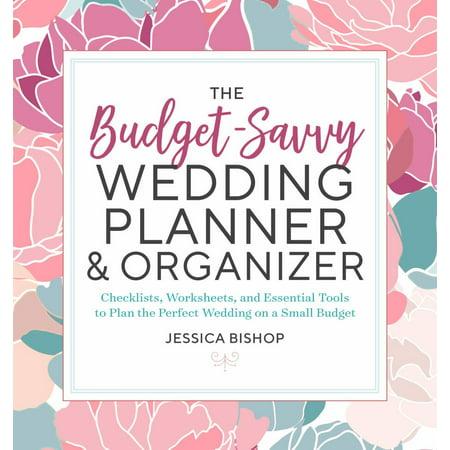 The Budget-Savvy Wedding Planner & Organizer (Paperback) ()