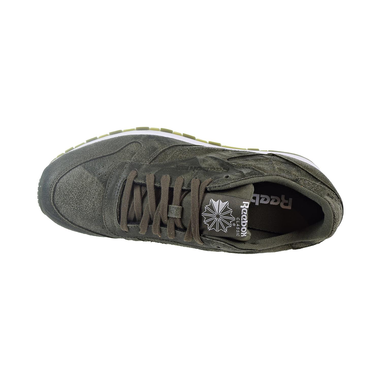 133cbeeef8fd70 Reebok - Reebok Classic Leather CTE Men s Shoes Army Green White bs5258 -  Walmart.com