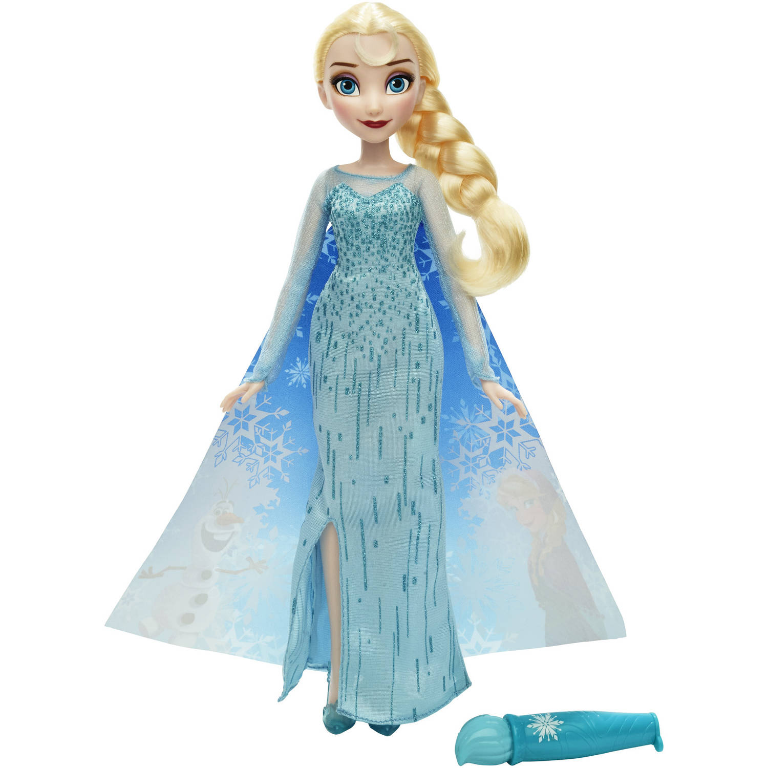 Disney Frozen Elsa's Magical Story Cape by Hasbro