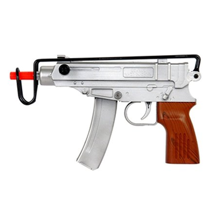 SPETSNAZ UZI SCORPION Spring Powered Airsoft (Gas Airsoft Uzi)
