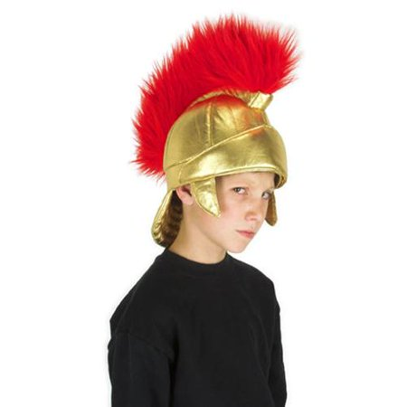 Roman Soldier Child Costume Helmet - Childrens Roman Soldier Costume