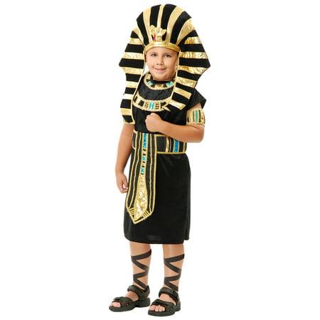 Child King Tut Costume - King Tut Hat