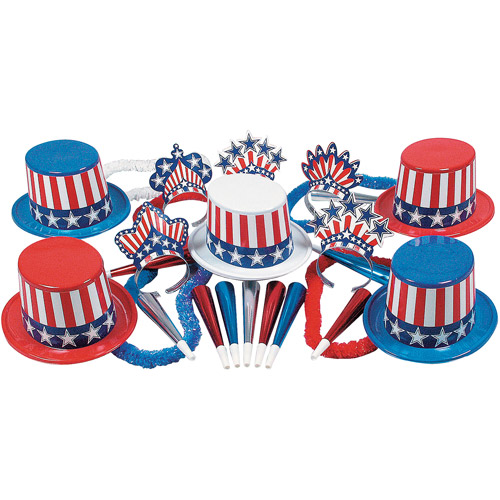 USA Party Kit for 50