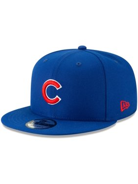 size 40 16c12 ab39c Product Image Chicago Cubs New Era Tag Turn 9FIFTY Adjustable Snapback Hat  - Royal - OSFA