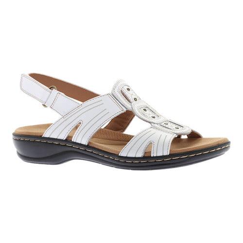 Ladies Clarks Strappy Sandals Leisa Vine