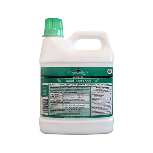 Miracle-Gro AeroGarden Liquid Nutrients (1 Liter)