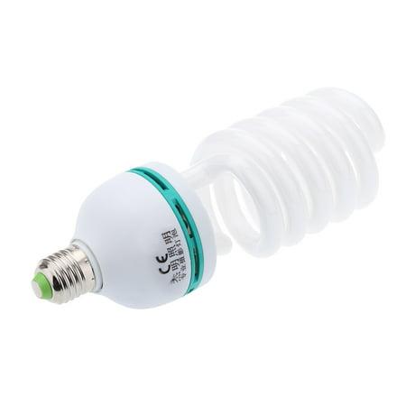 E27 5500K 135W Photo Studio Bulb Video Light Photography Daylight Lamp - image 2 de 7