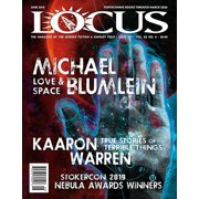 Locus Magazine, Issue #701, June 2019 - eBook