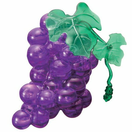Standard 3D Crystal Puzzle - Grapes