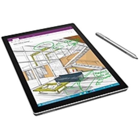 Microsoft Surface Pro 4 Tablet PC - Intel Core i5-6300U 2.4 GHz (Refurbished) (Microsoft Pc Tablet)