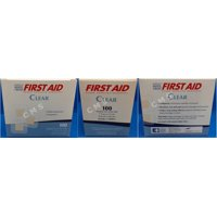 """Nutramax First Aid Products 1308033 BANDAGE, ADHSV PATCH 1 1/2"""" (100/BX)"""