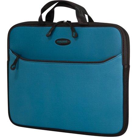 Mobile Edge MESS9-14 14.1u0022 SlipSuit Laptop Sleeve, Teal