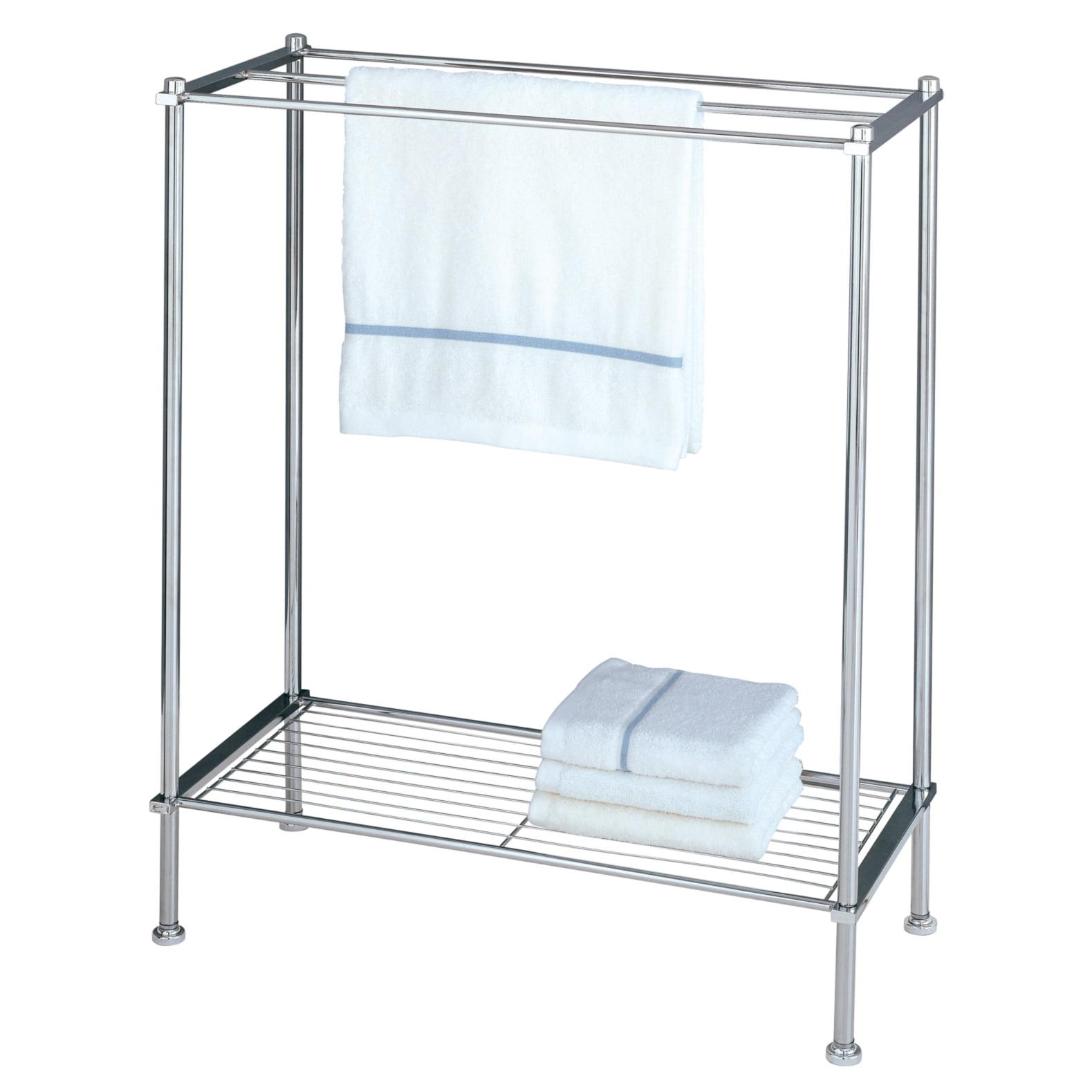 Organize It All 16986 Chrome Towel Rack