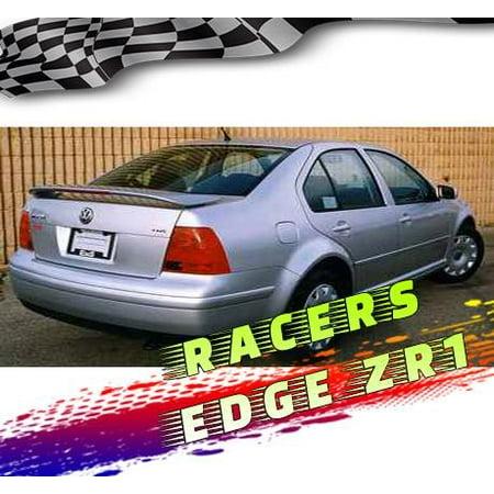 RacerEdgeZR1 1999-2004 Volkswagen Jetta Custom Style ABS Spoilers RE10L-0