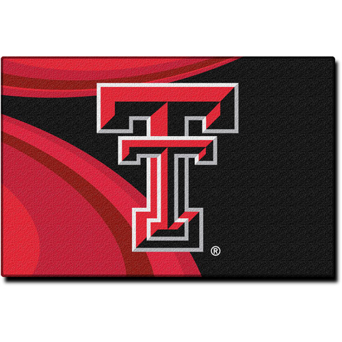 "NCAA Texas Tech Red Raiders 39"" x 59"" Rug"