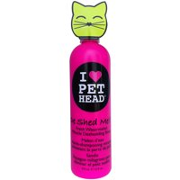 PET HEAD Cat De Shed Me Rinse