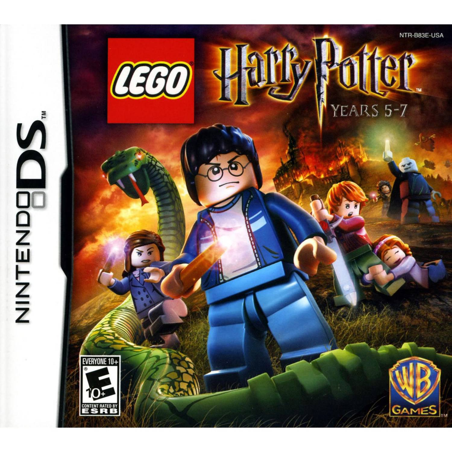 Lego Harry Potter: Years 5-7 (DS)