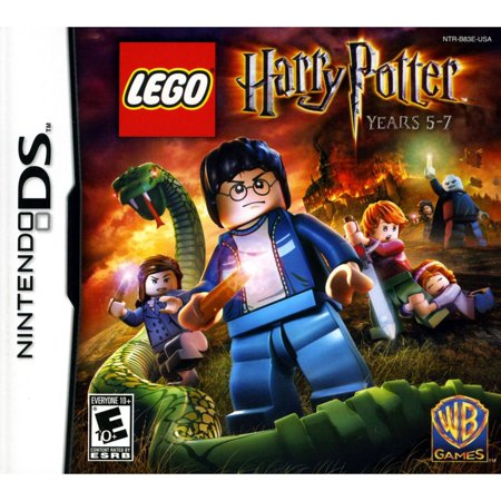 Warner Bros. Lego Harry Potter: Years 5-7 (DS) ()