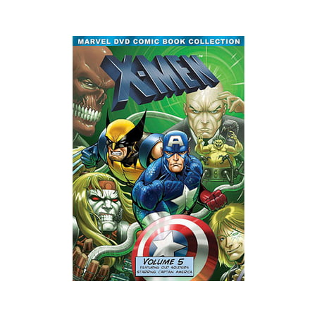 X-Men: Volume 5 (DVD)](Xmen Kids)