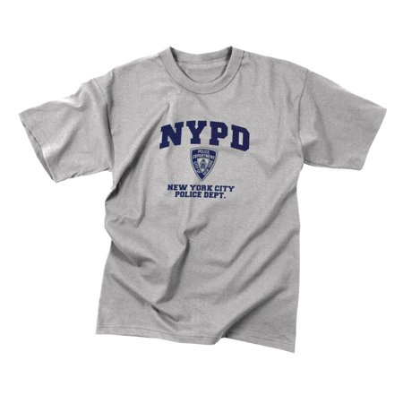 England Training Shirt (Genuine NYPD Physical Training T-Shirt )