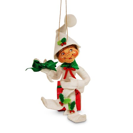 annalee christmas gift elf 5 - Annalee Christmas Decorations