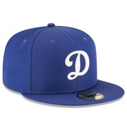 77d46ca12e4 Los Angeles Dodgers New Era 2018 On-Field Prolight Batting Practice 59FIFTY  Fitted Hat -