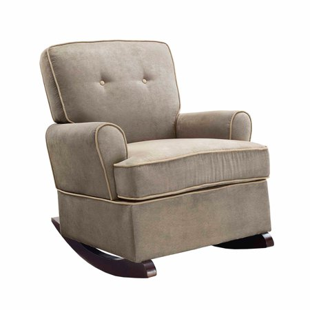 Baby Relax Tinsley Rocker, Choose your Color (Baby Relax The Tinsley Nursery Glider Chair)