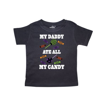 Halloween Candy Joke Childs Toddler T-Shirt - Halloween Jokes Tagalog