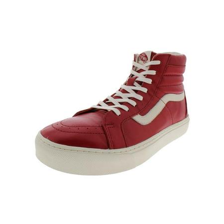 Vans Mens Sk8-Hi Cup CA Leather High Top Skate Shoes (High Top Vand)
