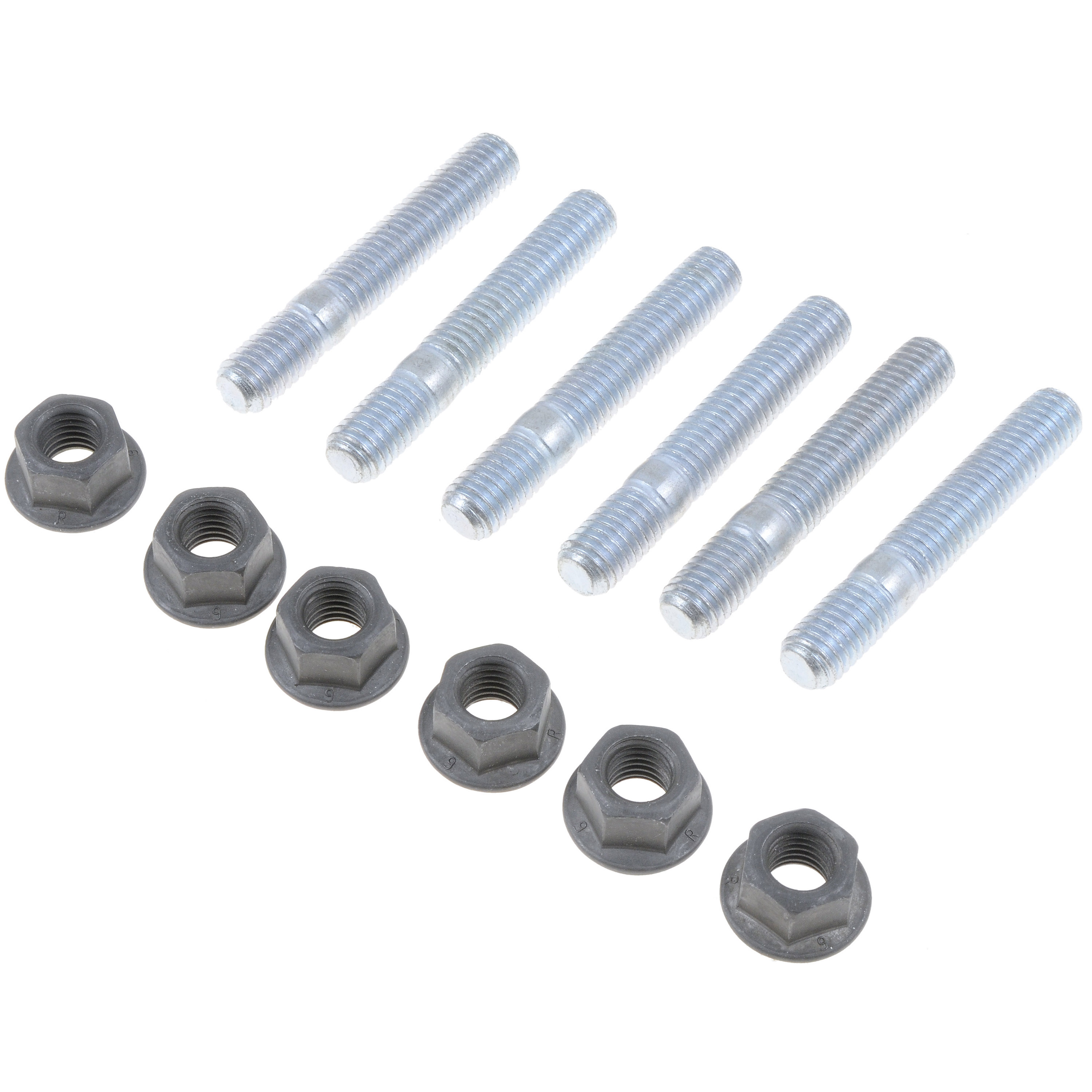 Exhaust Flange Stud and Nut-Carded Front Dorman 03131