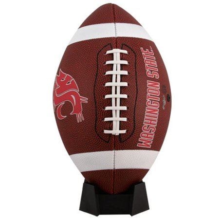 Rawlings Gametime Full-Size Football, Washington State Cougars