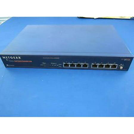 NETGEAR DS508 Netgear DS508 8-Port 10/100 Dual Speed Stackable Hub |
