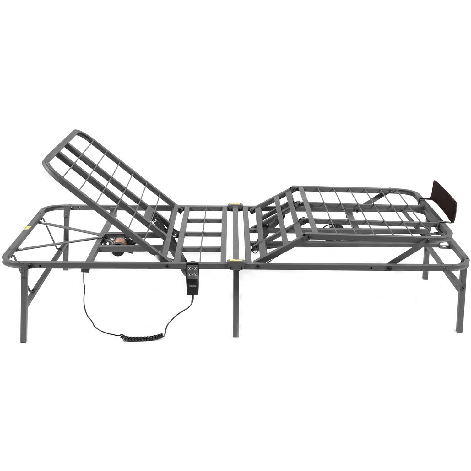 Engineered Adjustable Bed Frame 856 with Fixed Brackets and (6 ...