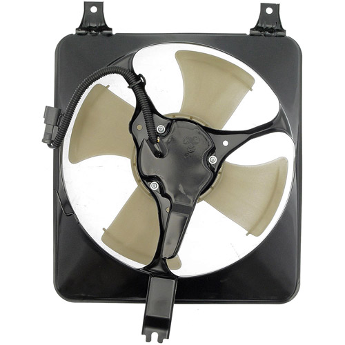 Dorman 620-201 Radiator Fan Assembly, Left