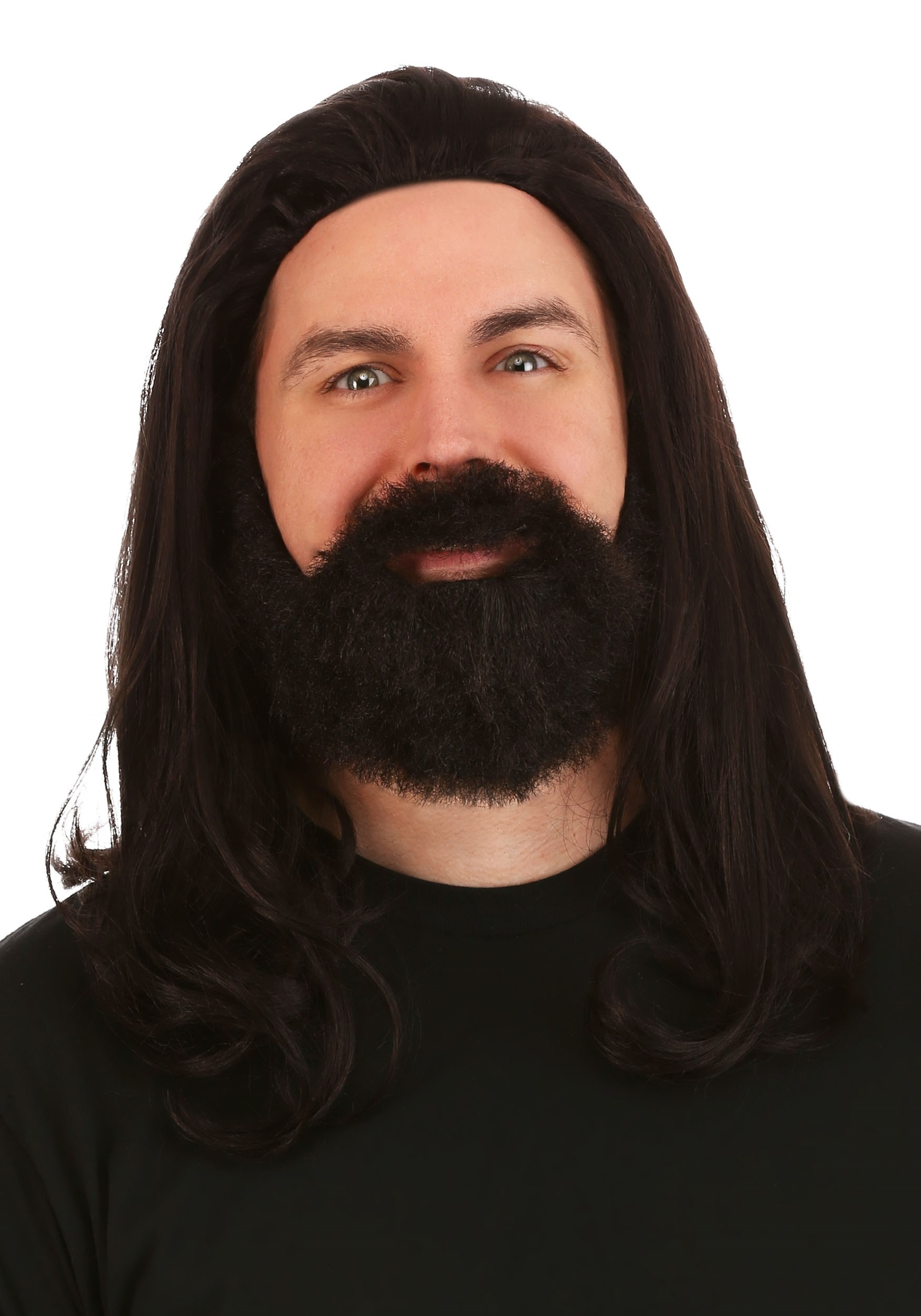 Silent Bob Wig And Beard Kit Walmart Com
