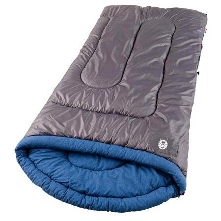 Coleman White Water Big & Tall 40-Degree Sleeping Bag